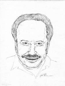 """Sherman Hemsley"" by Jack Pearce"