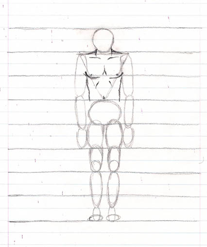 09 how to draw the body torso