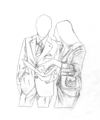 how to draw clothes detail