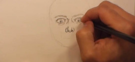 Sketch a Surprised Man's Face in Mere Minutes