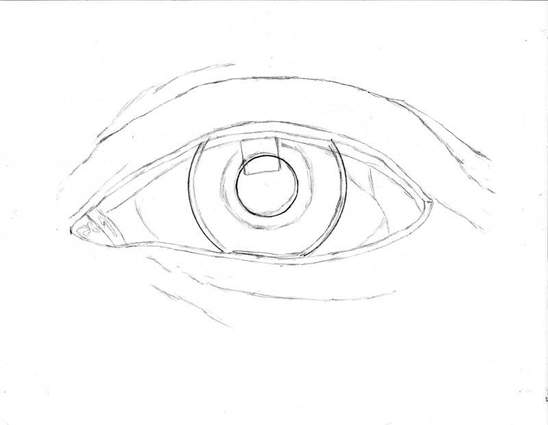 how to draw an eye 0106 eyeball shadows