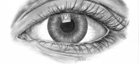 """Realistic Eye"" by Jack Pearce"