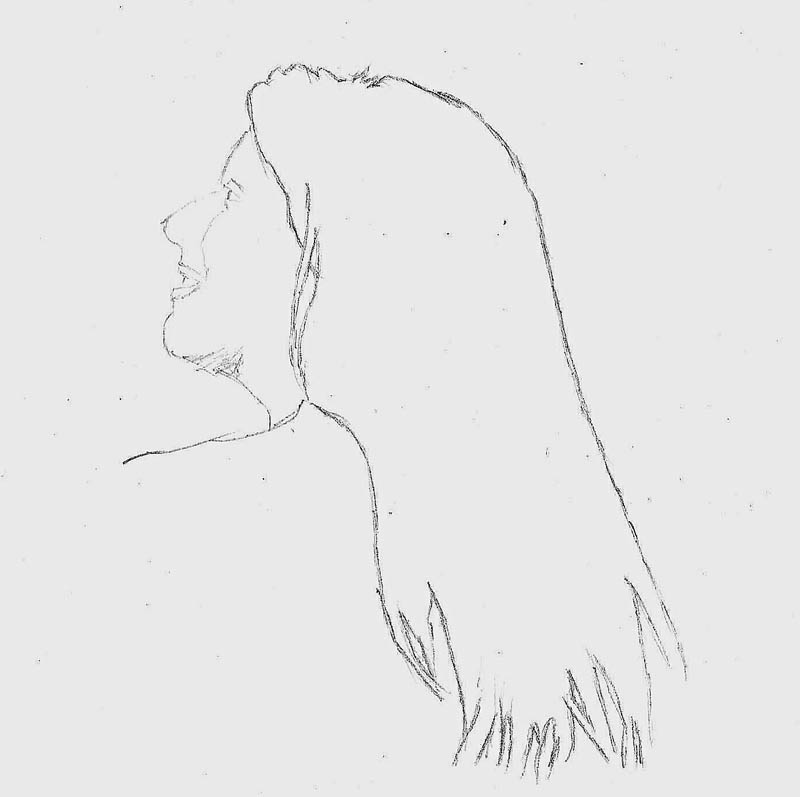 01 how to draw hair