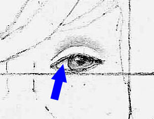 03a how to draw whitney houston eye