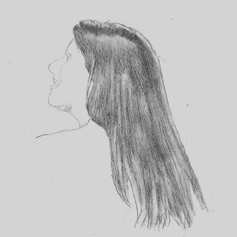 04 how to draw hair