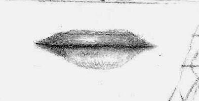 04 how to draw whitney houston lips