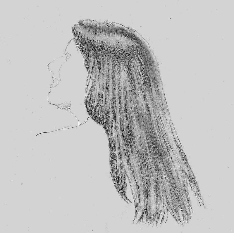 05 how to draw hair