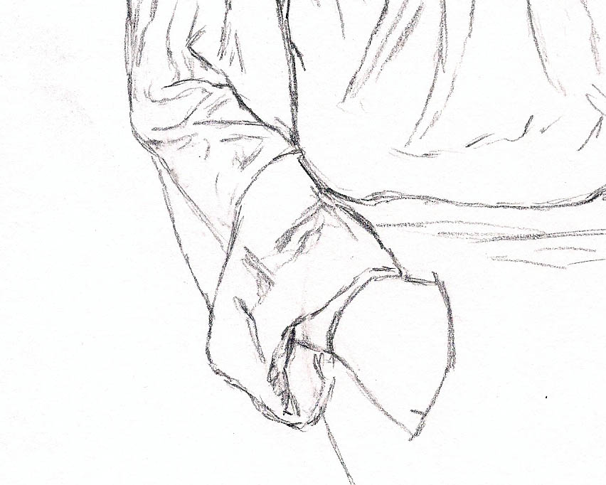 13 how to draw a blouse bottom sleeve
