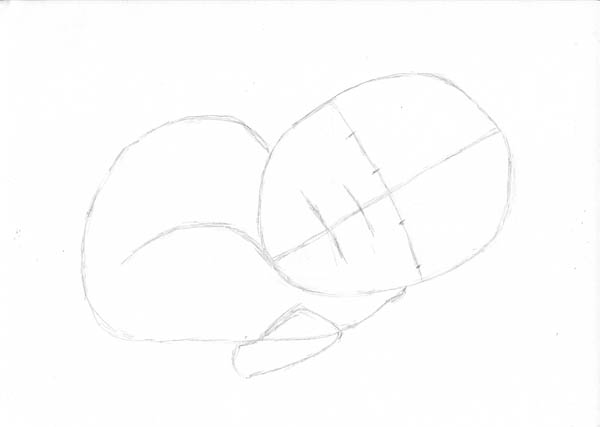01 drawing of a baby sleeping guidelines