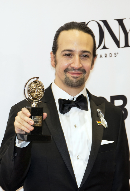 © Lagron49 | Dreamstime.com - Lin-Manuel Miranda Wins At 70th Annual Tonys Photo