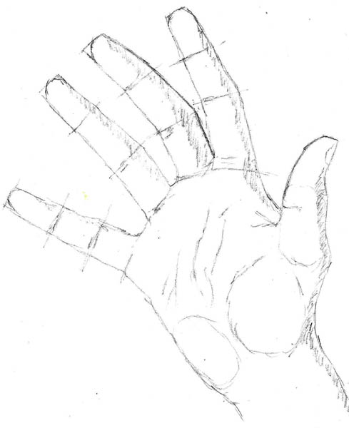 02 how to draw hands shapes