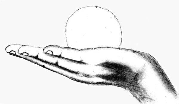 06 how to draw hands serving