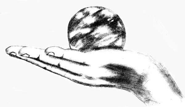 07 how to draw hands serving
