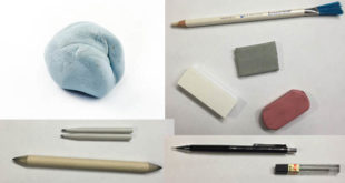 drawing materials featured image