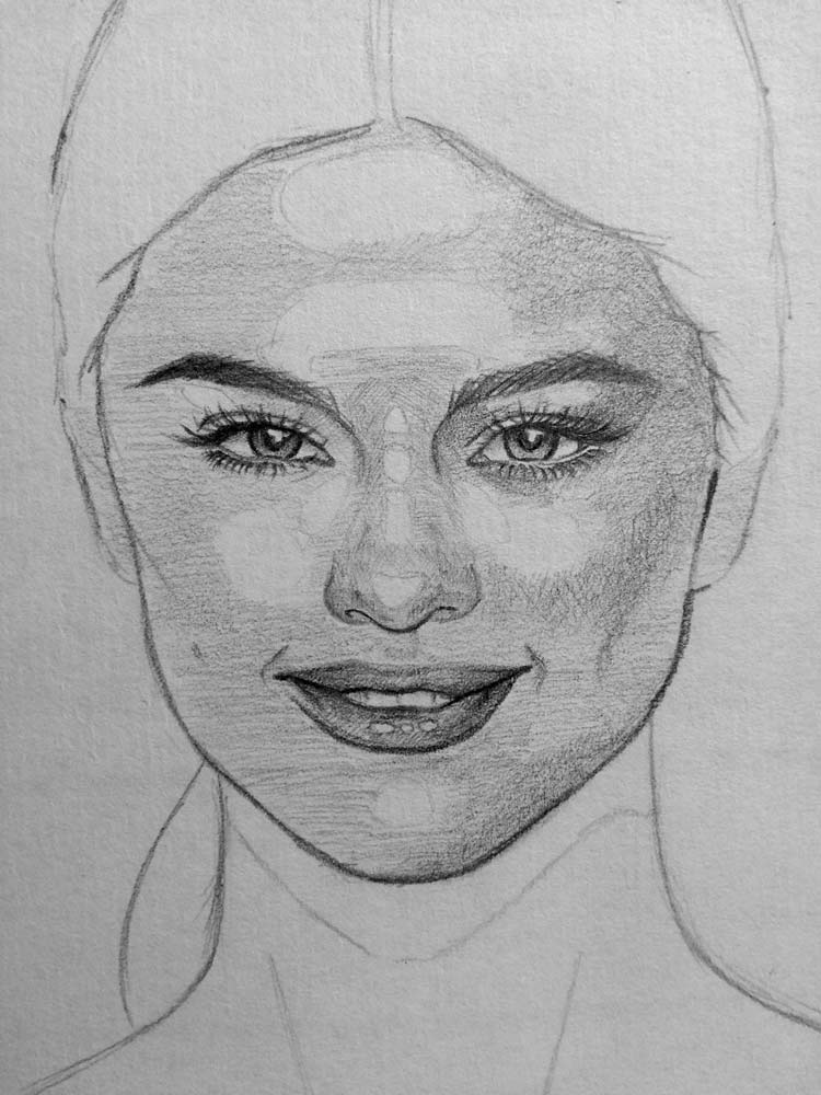 how to draw selena gomez let s draw people